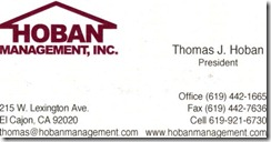 Hoban Property Management